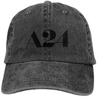 vintage baseball cap washed cotton denim adjustable low profile dad cool design hat for menwomen