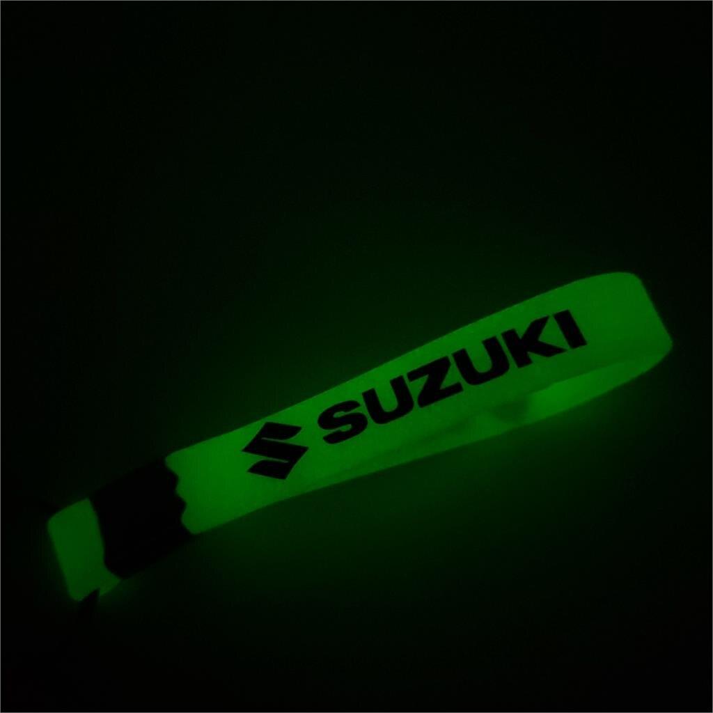 Car-Styling Luminous car keyring Case For Suzuki SWIFT VITARA SX4 Auto Car Styling