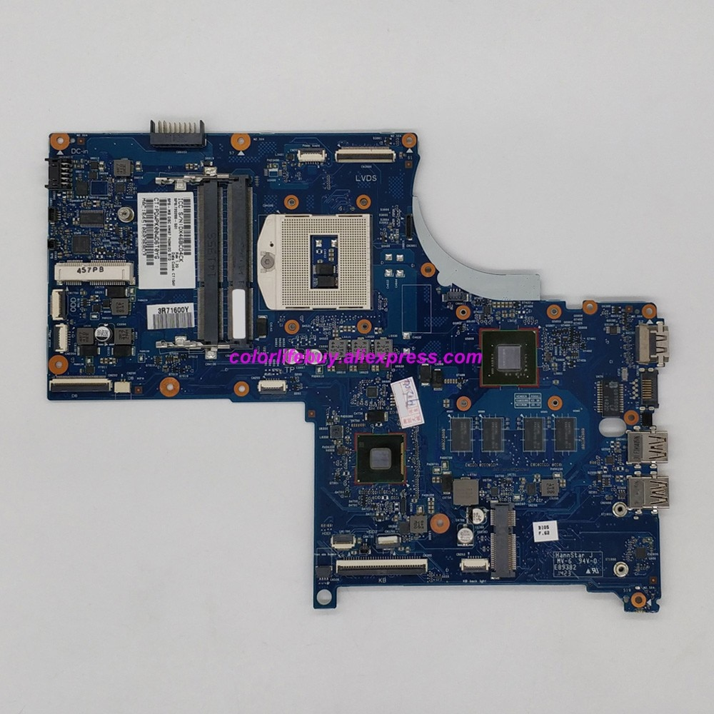 genuine 720566 501 720566 601 720566 001 w 740m 2g graphics hm87 laptop motherboard for hp 15 15 j 15t j series notebook pc Genuine 720266-501 720266-001 720266-601 HM87 w GT740M/2G Graphics Motherboard for HP ENVY 17-J M7 Series 17T-J000 NoteBook PC
