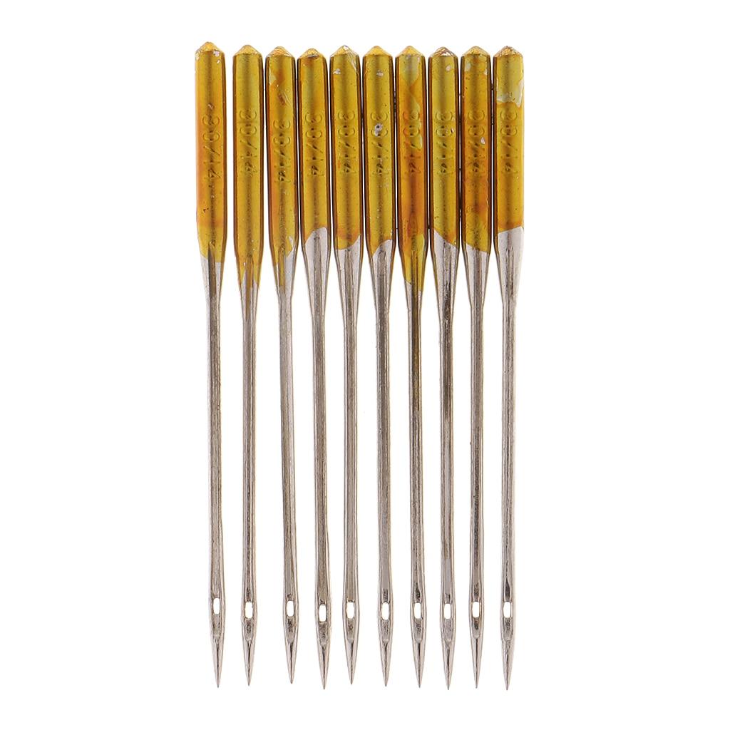 10Pcs Sänger Nähen Maschine Nadeln Inländischen Standard Kugelschreiber, Quilten