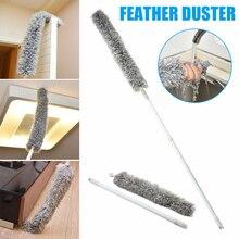 Горячая микрофибра Duster Выдвижная домашняя офисная Автомобильная мебель аксессуары для пылесоса моющиеся L9 #2