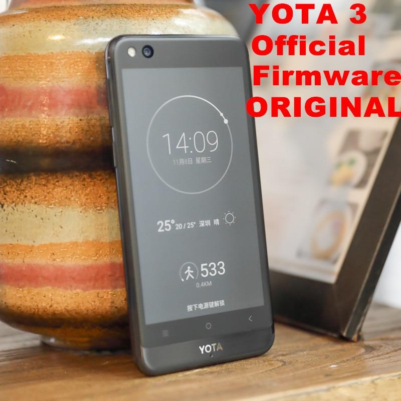 "Versión Global Yota 3 Yotaphone3 64G/128G Smartphone Android 8,1 OctaCore DualScreen 5,5 ""FHD pantalla 5,2"" Touch E-ink Snapdragon"