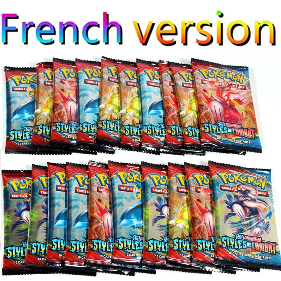 2021-г-Последняя-французская-версия-pokemon-style-бустер-для-боевых-действий-50-360-шт-розничная-продажа-карт