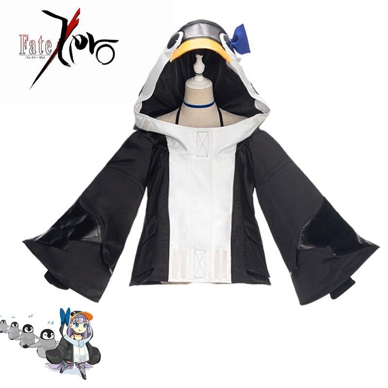 Juego de Anime Fate Grand Order/FGO Meltlilith/Meltryllis 2020 el nuevo traje de baño de pingüino Cosplay traje de baño Linda niña Bikini Cosplay