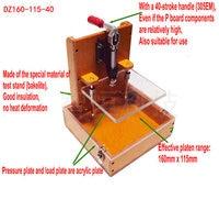 DZ160-115-40 Universal Test Rack PCB Test Empty Rack Test Embryo Rack