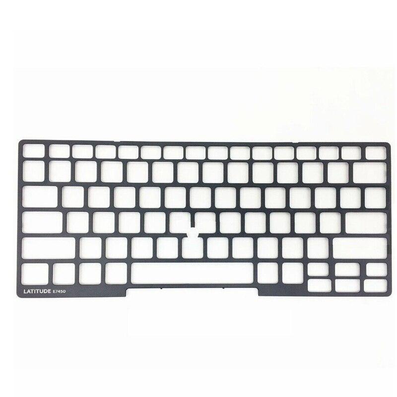 Nuevo Marco de bisel de teclado para Dell para Latitude E7450 09FFG3 9FFG3 US Notebook/Laptop cubierta negra Marco de teclado