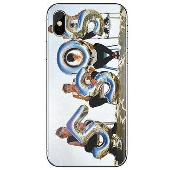 5sos 5 Seconds Of Summer Michael Luke Silicone Skin Case For Samsung Galaxy S6 Edge S10 Lite Plus Core Grand Prime Alpha J1 mini