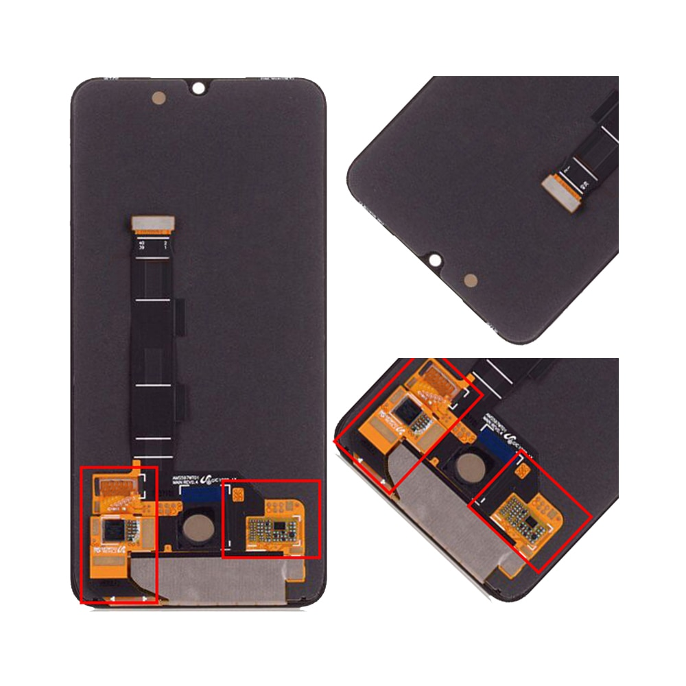 ORIGINAL For XIAOMI MI 9 SE LCD Touch Screen Digitizer Assembly For Xiaomi Mi9 SE Display with Frame Replacement Mi9Se M1903F2G enlarge