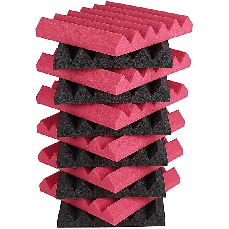 12 Pcs Acoustic Foam Panel,Sound Insulation Pad,Sound Insulation Foam Panel,Studio Foam,Sound Insulation Foam,30X30X5cm enlarge