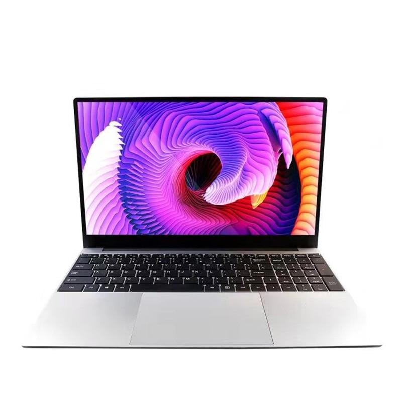 DASKA Gaming Laptops 15.6 Inch 1920x1080 Intel i7 5500U Core 8GB RAM 128GB 256GB 512GB SSD Portable Computer Spanish Keyboard