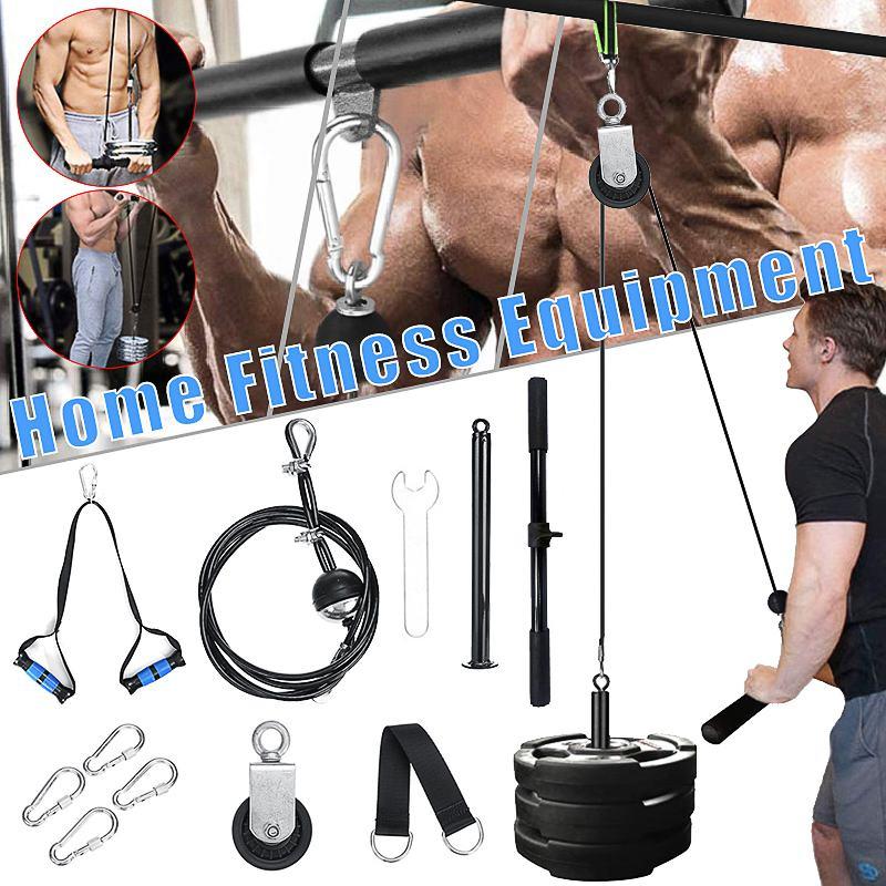 Многофункциональное оборудование для фитнеса Трицепс бластер рук тройная