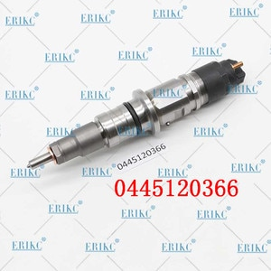 ERIKC 0 445 120 366 Common Rail Equipmemt injection for CUMMINS 4983514 5256034 5289380 for Bosch 2004-2009 Dodge Ram 2500