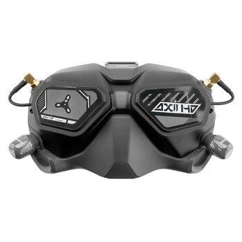 Lumenier AXII HD Patch 5.8GHz 8.2dBi with AXII HD Stubby 2.2dbi LHCP Antenna Combo Set for DJI Digital HD FPV Goggles RP-SMA