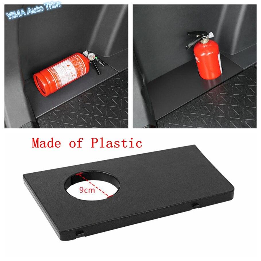 Soporte de fijación de repuesto para extintor de maletero de coche Lapetus, accesorios de almacenamiento modificados para TOYOTA RAV4 RAV 4 XA50 2019 2020