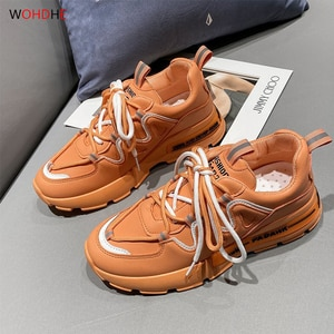 wohdhe 2020 New Women Sneakers Plaform Breathable Casual Women Shoes Good Quality Light Mesh Running Shoes Brand Sneakers Mujer