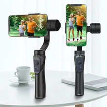 3 Axis gimbal Handheld stabilizer cellphone Video Record Smartphone Gimbal For Action Camera phone
