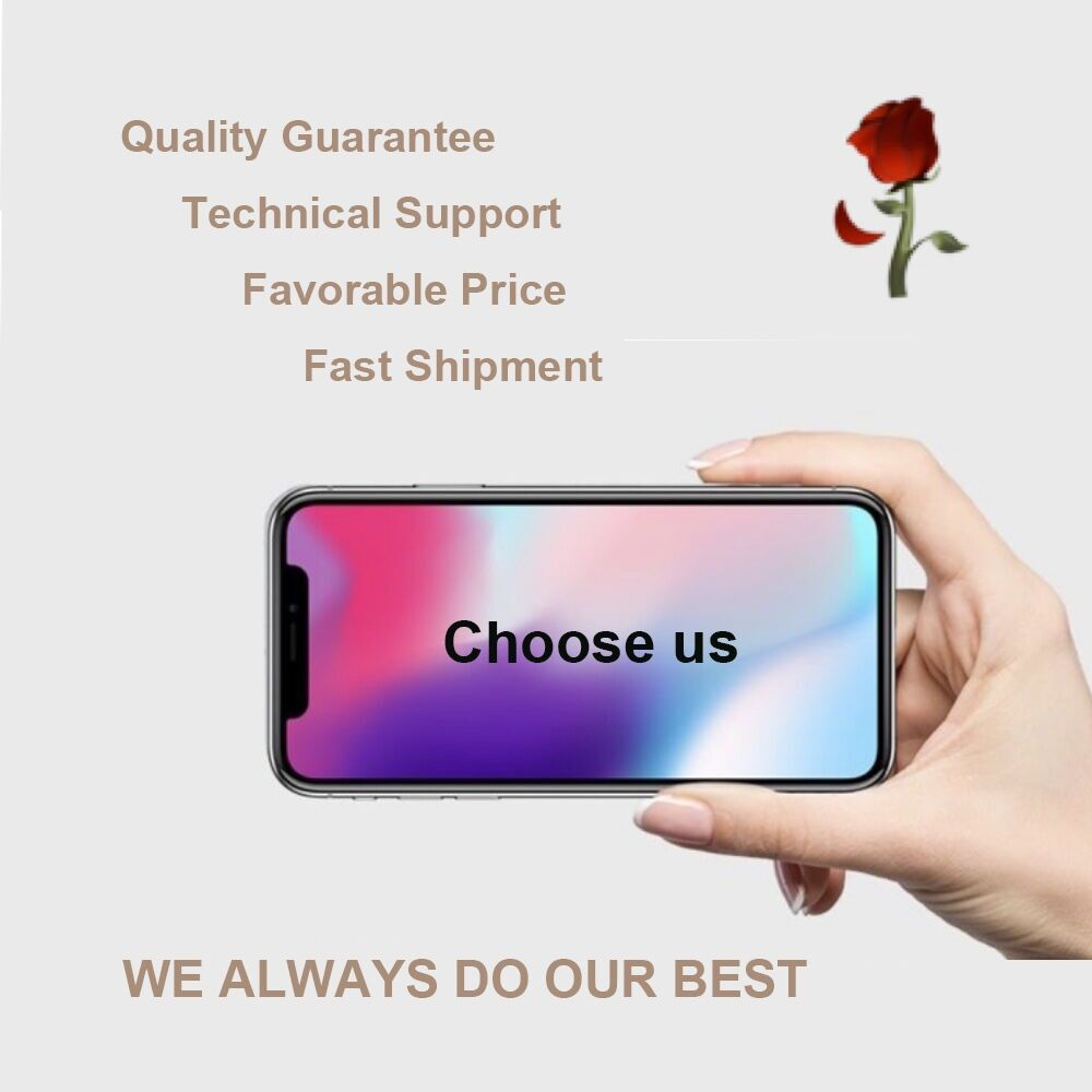 Original Quality LCD For iPhone X XR XS MAX OLED 11 Screen Replacement Display With 3D Touch True Tone No Dead Pixel With Tools enlarge