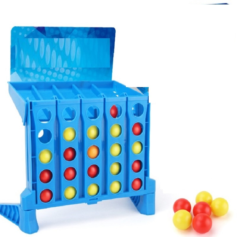 K-STAR Basic Connect 4 Shots Game Team Building Fun Games For  Good Toy For Pre-school Children Bouncing Linking Shots shots