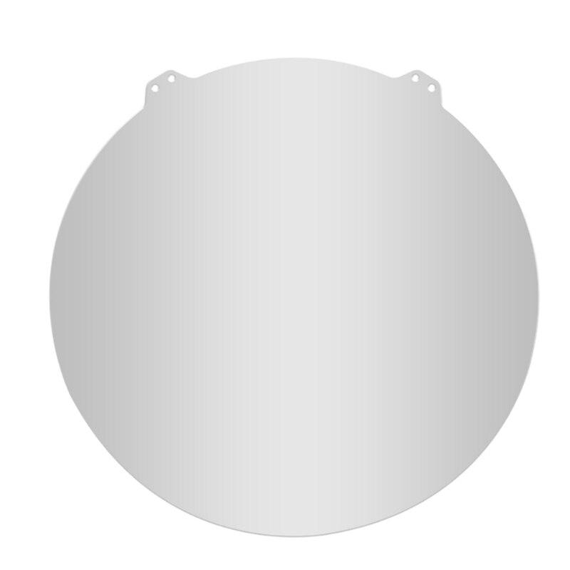 مستدير ربيع فولاذ يبني لوحة Pei تصلب لوح فولاذي مسحوق يكسو مع ملصق مغناطيسي قاعدة قطر 8.6 بوصة K1KF