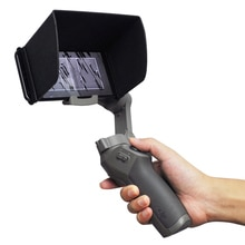 Pour DJI Osmo Mobile 3 cardan portable capot de téléphone portable parasol pour DJI Osmo Mobile 3 cardan stabilisateur accessoires