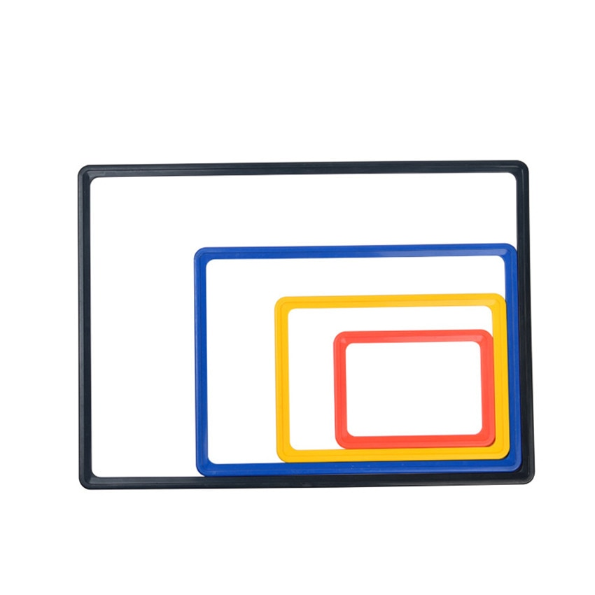 A5 A6 Plastic POP Supermarket Promotion Poster Paper Price Tag Signage Sign Advertising Display Frame Colors Available 20sets