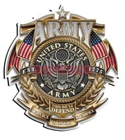 personality car sticker united states army service honor sacrifice decal vinyl decal vinyl stickers car decal decoration laptop