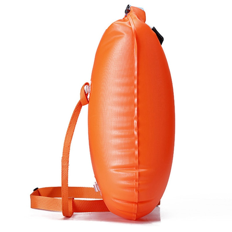 Bolsa de salvamento de mar y Lago fluvial para surfistas, natación inflable impermeable de verano, flotador de seguridad impermeable ultraligero durabil