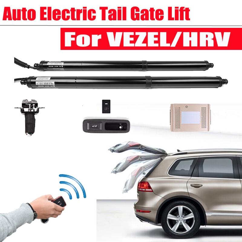 Car Electronics smart auto electric tail gate lift For Honda VEZEL/HRV HR-V 2015-2018 2019  Tailgate Remote Control Trunk Lift