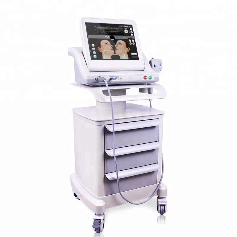 آلة شد الجلد المضادة للتجاعيد ، أداة تجميل الوجه ، تخسيس الجسم ، مدلك الوجه والجسم