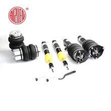 Airllen ressorts pneumatiques kits damortisseur avec supports supérieurs monobloc pour aud-i TT (2006-2013) /pièces de conduite pneumatique/voiture pneumatique