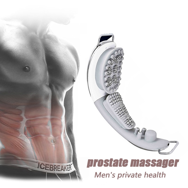 Электрический массажер простаты, нагревательный вибратор, магнитное лечение, мужской стимулятор простаты, магнитный ФИЗИОТЕРАПЕВТИЧЕСКИЙ...