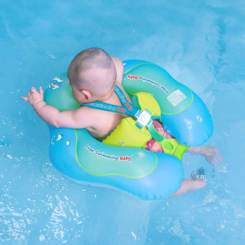 Детские надувные плавательные кольца, Детские поясные круглые надувные поплавки, игрушки для бассейна, аксессуары для бассейна для детей
