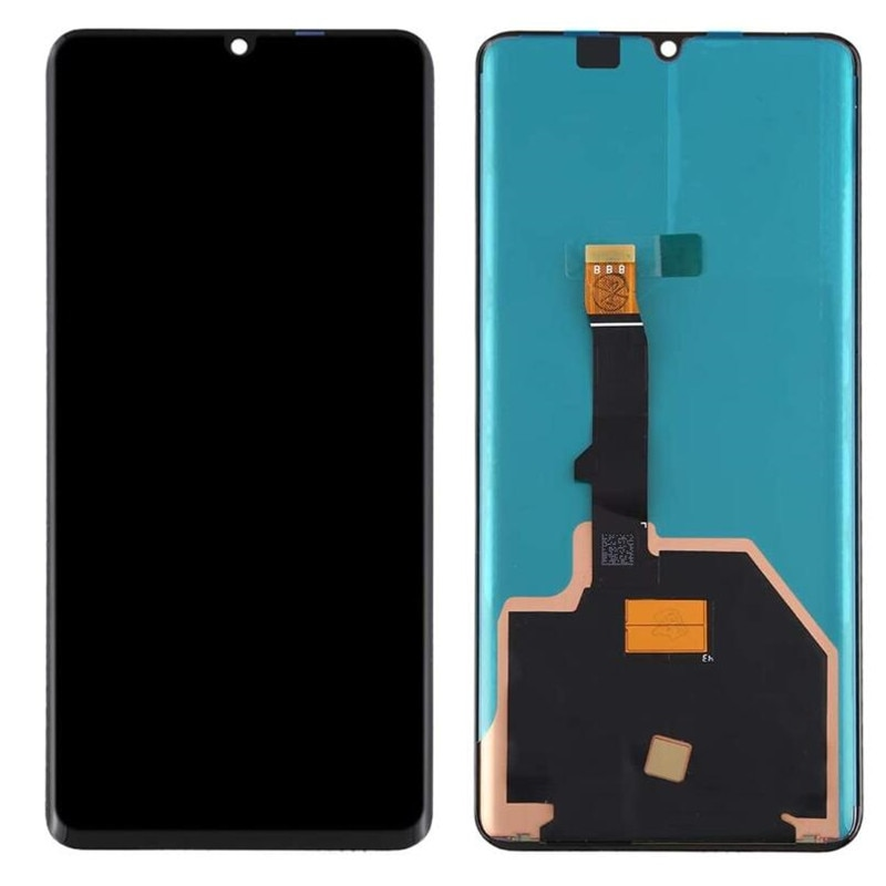 Test AAA+++ 6.47'' LCD For Huawei P30 Pro LCD Display Touch Screen Digitizer Assembly  for Huawei P30 Pro Replacement Screen enlarge