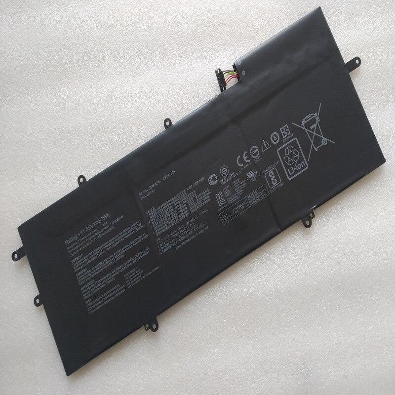 Nova C31N1538 Para ASUS ZenBook Flip Q324UA UX360UA UX360UA-C4010T UX360UA-1C C31Pq9H 57Wh 0B200-02080000 bateria Do Laptop Original