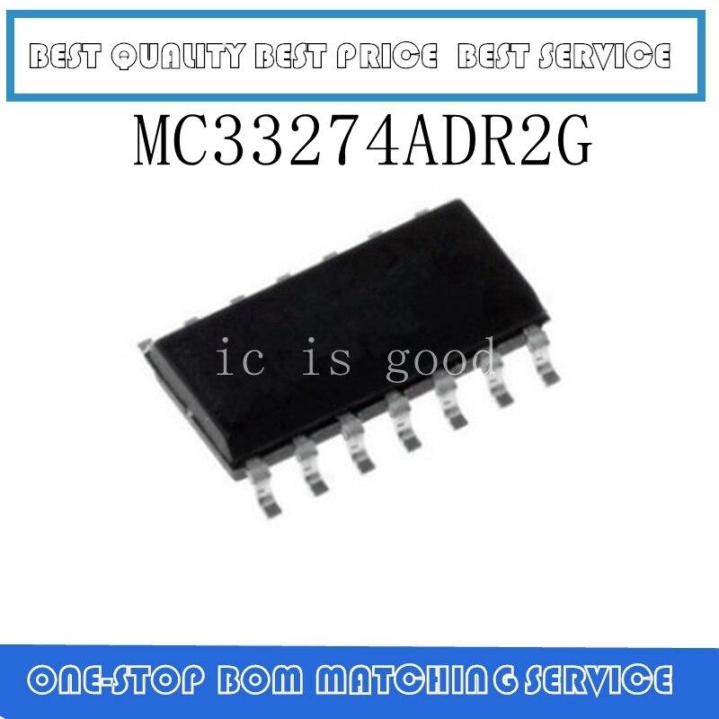 20 piezas MC33274 MC33274ADR2G SOP-14