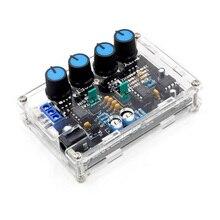 Générateur de Signal multifonctionnel à basse fréquence, Triangle carré, sinusoïdale Kit de bricolage, générateur de Signal Kit de bricolage