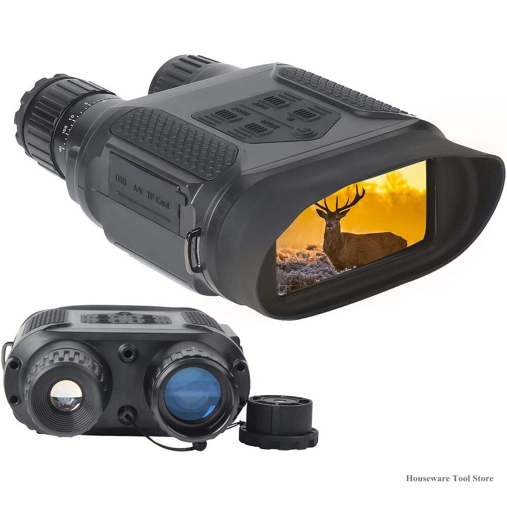 NV400B 400 متر المدى IR نظارات الرؤية الليلية WG400B ليلة الصيد NV مناظير مع الفيديو والصورة NV Riflescope ل هنتر جديد