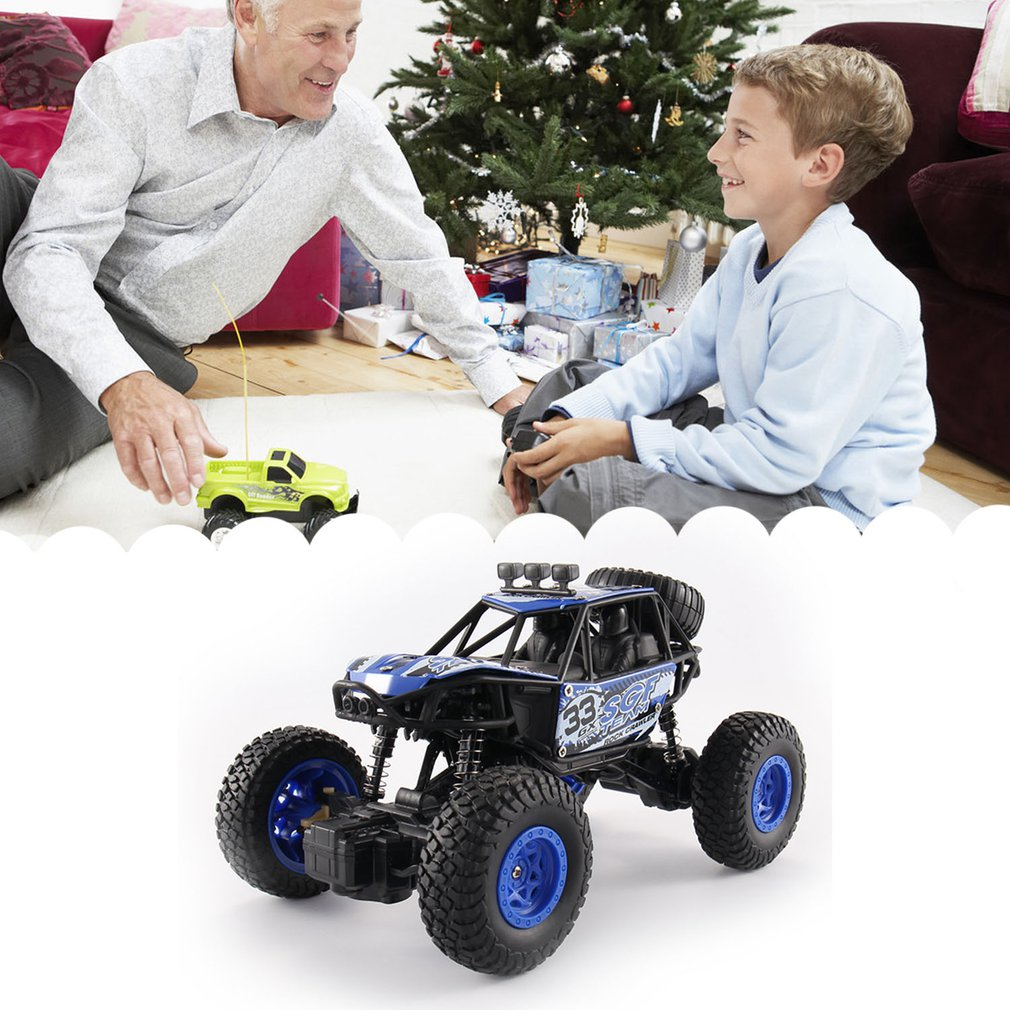 1 : 20 Remote Control Climbing Car Toy Model Remote Control Off Road Vehicle Children Simulated Four Wheels alloy climbing mountain bigfoot four wheel drive remote control car toy model 1 16 off road vehicle climbing car children