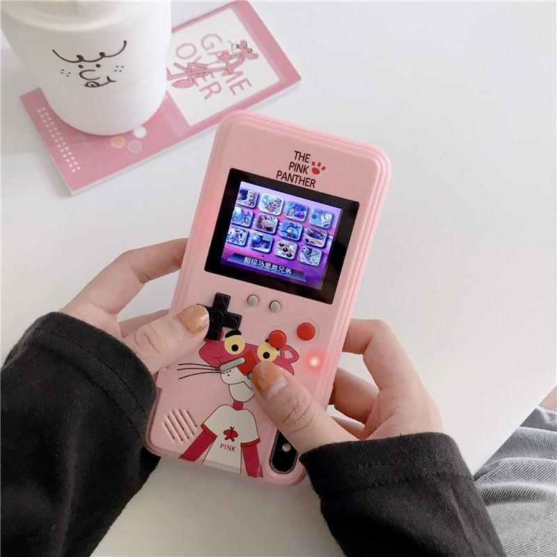 GB Gameboy-funda de teléfono Tetris Para Samsung Galaxy S10 20 Note 10...