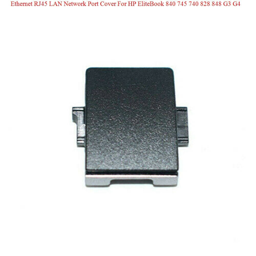 GHH 1Pc Replacement LAN Network Port Cover for HP for EliteBook 840 745 740 828 848 G3 G4 for Ethernet RJ-45 CE1768 enlarge