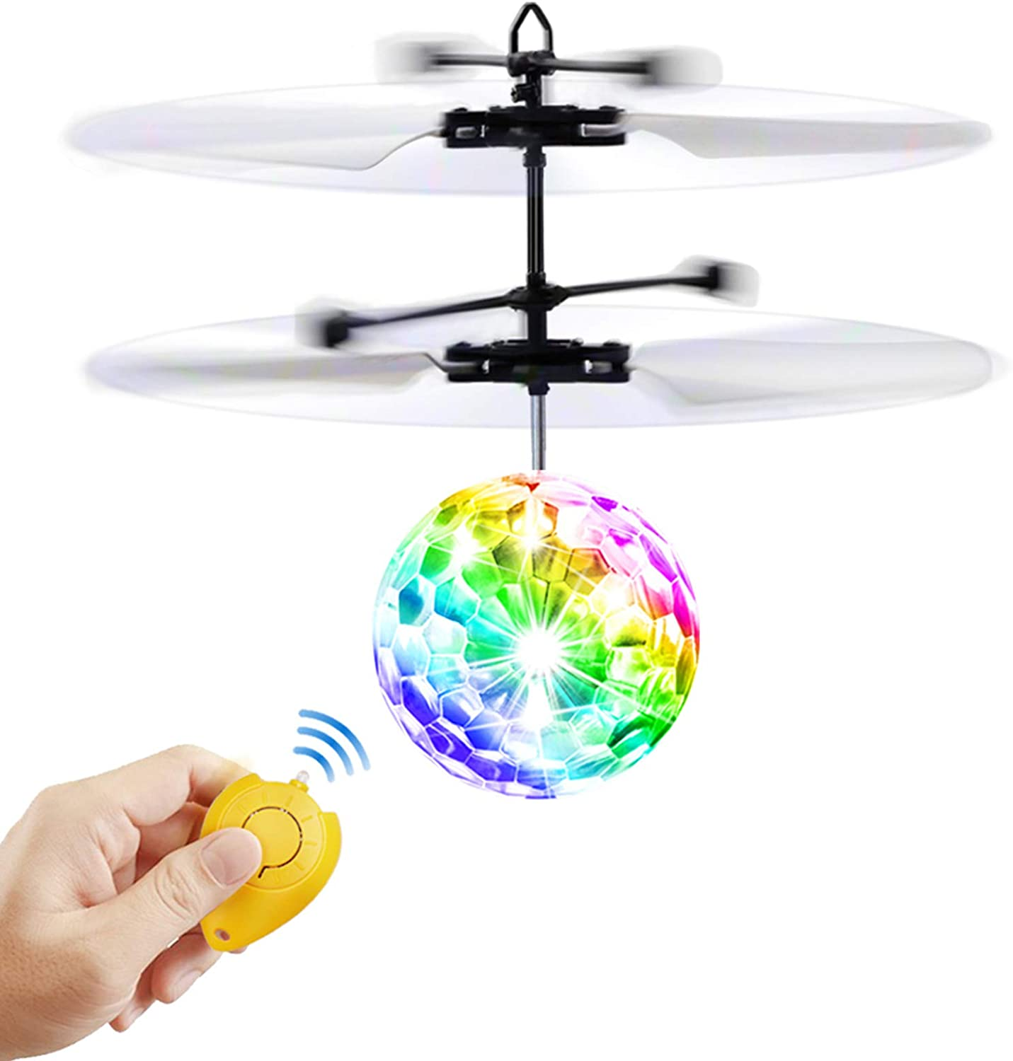 colorful mini drone shinning led rc drone flying ball helicopter light crystal ball induction dron quadcopter aircraft kids toys ZK40 Mini drone RC Induction Flying Ball Toys Induction Ball Remote Controller Induction Aircraft RC Toy for Kids Boy Girls Gift