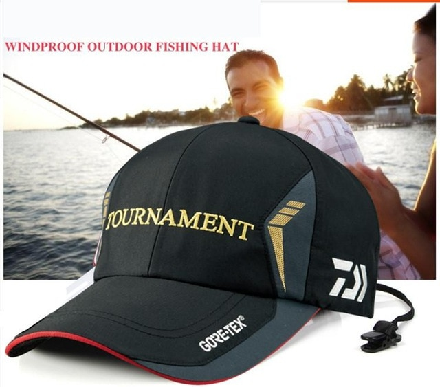 2020 New Summer Sport Cap Fishing Hat Anti-water Sunscreen Breathable Sea Fishing Leisure Caps Hats For Men Camping Hat
