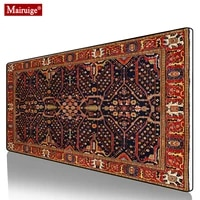 vintage persian rug mouse pad xxl gamer desk mat large keyboard pad gaming mousepad 90x40cm80x30cm for laptop table pads
