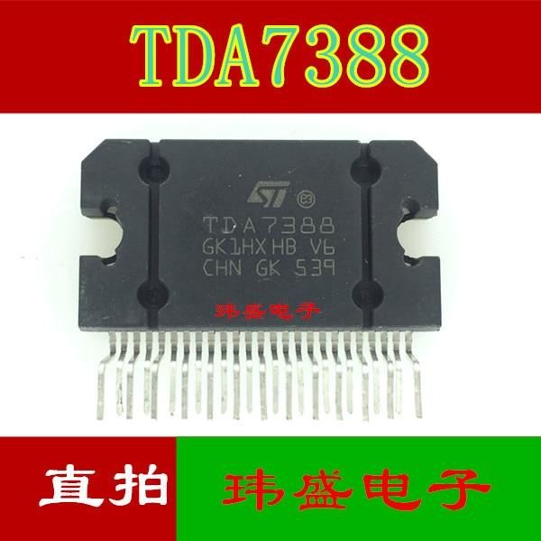 10pcs TDA7388 CD7388CZ YD7388 ZIP
