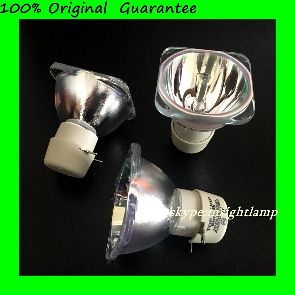5j.j9r05.001 100% nova lâmpada nua original para ms504, mx505, ms521p, ms522p, ms524, mw526, mx525, mx522p200 dias de garantia!