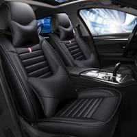 durable leather full coverage car seat cover for ferrari 458 f430 portofino california 360 modena car accessories