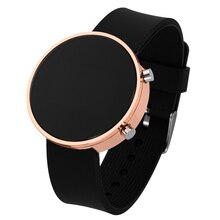 Women Sport Casual LED Watches Kids Men's Digital Clock Man Army Military Silicone Wrist Watch Clock