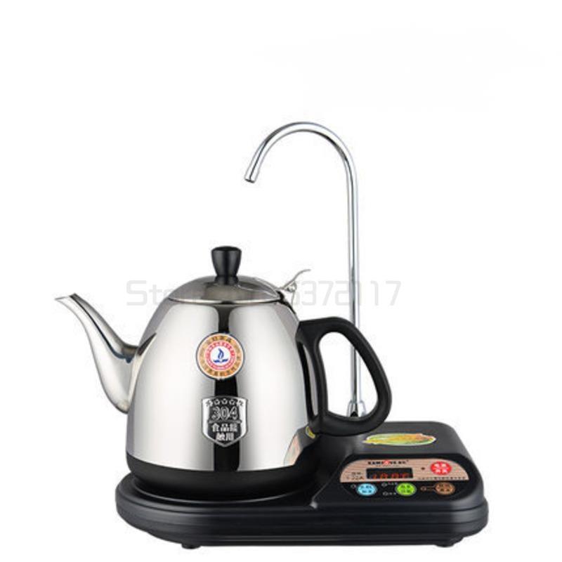 غلاية التدفئة الكهربائية/إبريق الشاي طقم شاي المعالجات الدقيقة مع التحكم في درجة الحرارة