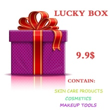 Random Surprise Lucky With Skin Care Product Cosmetics Makeup Tools  For Women OPP Packaging No Gift
