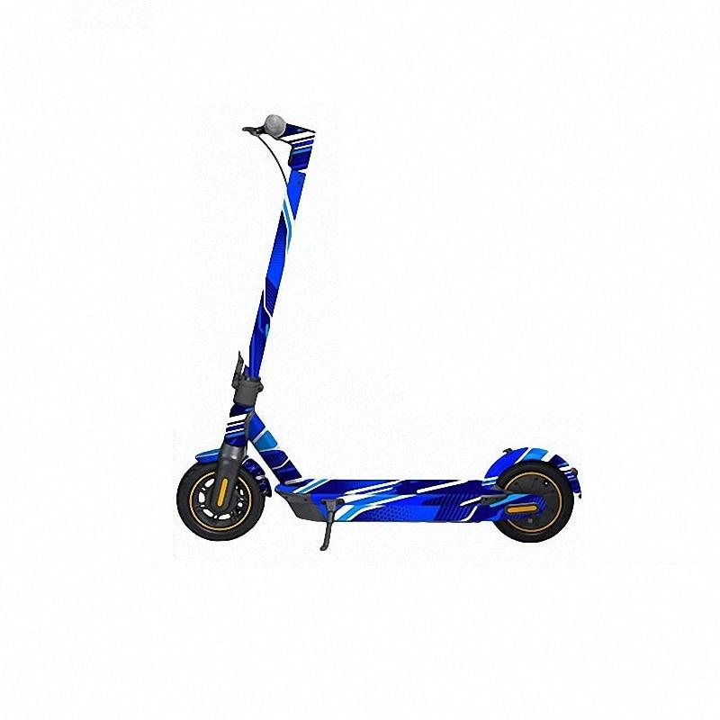 Elektrische Roller Voller Körper Aufkleber für Ninebot Max G30 Roller Aufkleber sSkateboard Kickscooter Schutzhülle Zubehör